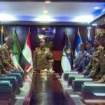 المجلس العسكري السوداني يُعزي تونس