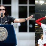 نجمة المنتخب الأمريكي تعتبر كريستيانو رونالدو  رمز الفساد الرياضي