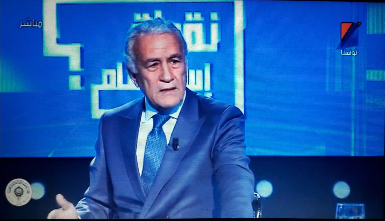 عمر صحابو: التعديلات وضعت الباجي في نزاع داخلي والحل في الاستفتاء
