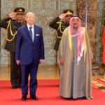 في برقية تعزية لأمير الكويت: الأمة العربية فقدت زعيما وطنيا
