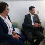 محام ينشر أول صورة من غرفة رئيس الجمهورية بالمستشفى العسكري