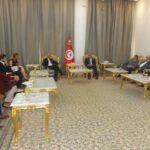 قابس: سفير فرنسا في اجتماع رفيع المستوى بمقر الولاية