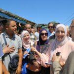 """انتخابات باردو الجزئية: راشد الغنوشي في حي """"بو ميا"""""""