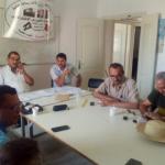 الجبهة ترشح زهير حمدي رئيسا لقائمتها الانتخابية بسيدي بوزيد