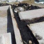القيروان: مجهولون يضرمون النار في مقبرة قرّيش