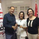 أياما قبل فتح باب الترشح للتشريعية: النائبة ألفة السكري تلتحق بآفاق تونس