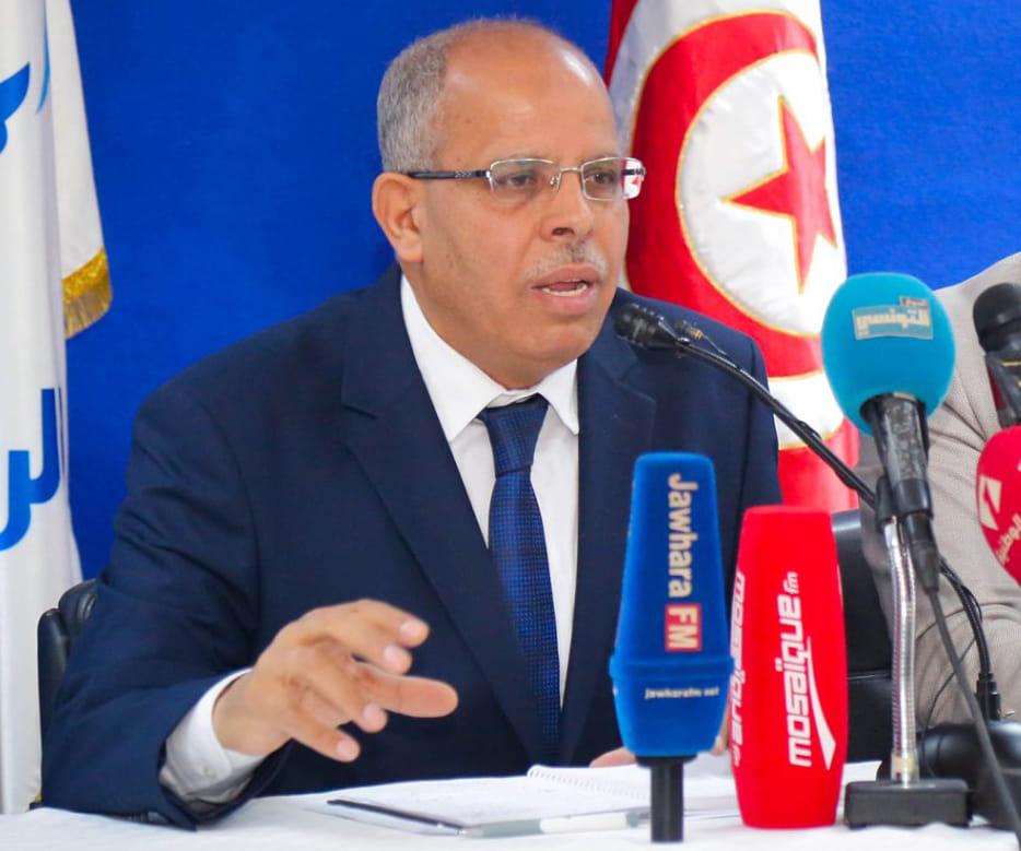 رئيس لجنة الانتخابات بالنهضة: ما يحدث بالحركة أشبه بمنهج بين السُنّة والشيعة
