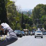 جنازة الرئيس: الداخلية تمنع جولان العربات بهذه الشوارع