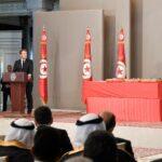 بعد كلمة وداع مؤثرة بتونس : ماكرون يرثي مُجددا رئيس الجمهورية الراحل
