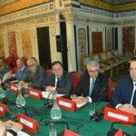 البرلمان : اجتماع ترتيبات الجنازة الوطنية ( صور)