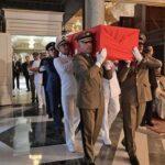 جنازة الرئيس الراحل في الصحافة الأجنبية (صور)