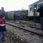 السكك الحديدية: جنوح قطار قادم من قابس بمحطّة كركر