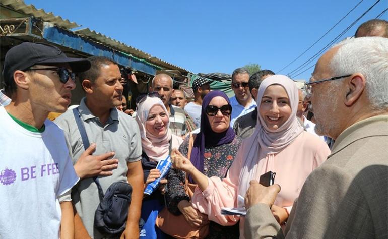 حركة النهضة تُعلن فوز قائمتها في انتخابات باردو