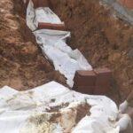 هيئة حقوق الانسان تستنكر رفض بلديات دفن جثث مهاجرين