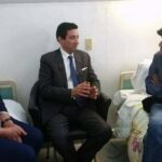 زعم انها من غرفة الرئيس: سمير عبد الله يحذف الصورة ولا يعتذر