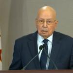 """رئيس الجزائر: """"الباجي"""" خسارة لكلّ مُحبّي السلام.. وسنكون دائما إلى جانب شعب تونس"""