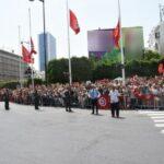 وزير الداخلية يُشيد بقوات الأمن وبالمواطنين في تأمين جنازة الرئيس الراحل