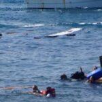 حادث غرق مركب لاجئين بشاطئ جرجيس: انتشال 15 جثة من جملة 86