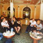 وفد ليبي يزور بثعة المنتخب الوطني قبل موقعة مدغشقر