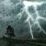 بعد ظهر اليوم: تقلّبات جوية.. أمطار رعدية وتساقط البرد