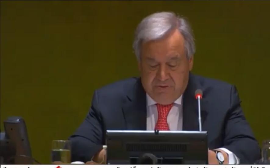 أمين عام الامم المتحدة: الباجي سيبقى في الذاكرة كشخصية تاريخية