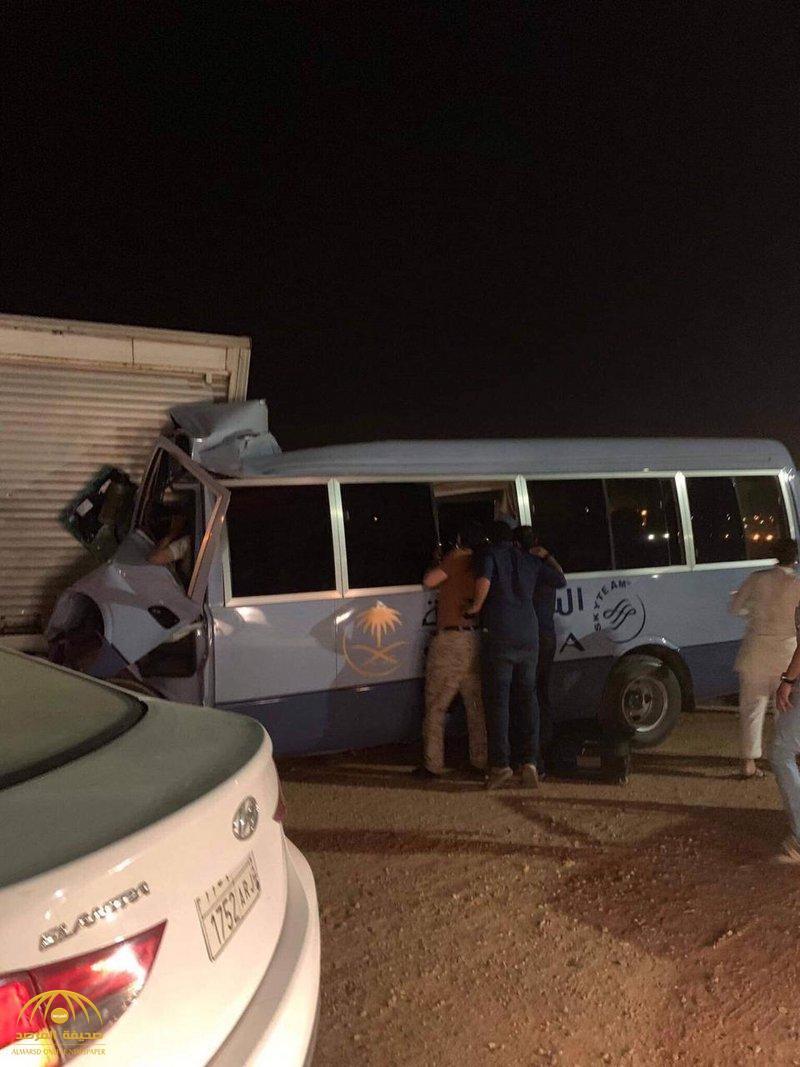 السعودية: مقتل مضيفة طيران تونسية في طريقها للمطار (فيديو)