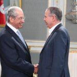 الاستحقاقات الانتخابية محور لقاء الناصر بالطبوبي
