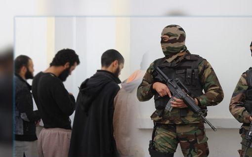 سبيطلة: القبض على 3 إرهابيين