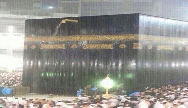بسبب تقلبات جوية :السعودية تدعو الحجيج الى توخي الحيطة والحذر