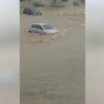 سوسة: أمطار طوفانية تجرف السيارات والأهالي يستغيثون ( فيديو)