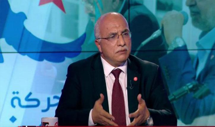 الهاروني يُلوح بتتبّع جريدة وصحفي بسبب تصريح حول الزبيدي