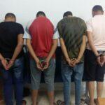 صفاقس: الإطاحة بعصابة خطيرة نفذت سطوا مسلحا على مصنع ذهب (صور)