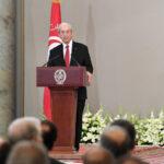 الناصر يُعلن عن إحداث أكاديمية الباجي قائد السبسي للديبلوماسية والعلاقات الدولية