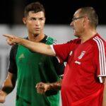 إدارة اليوفي غاضبة بسبب صورة للمدرّب الجديد للفريق
