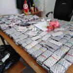 زغوان : ضبط 28 ألف قرص مخدّر بسيّارة وإيقاف صاحبها