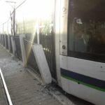 باردو: خروج المترو رقم 4 عن السكة