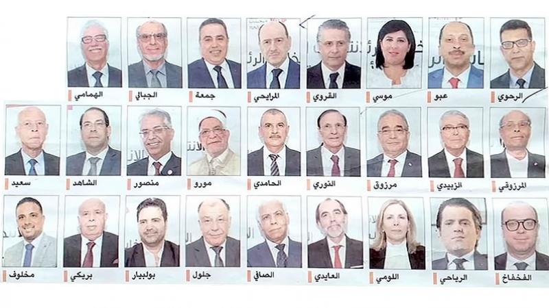 المرزوقي أكبرهم والشاهد أصغرهم: هذه أعمار المُترشحين للرئاسة