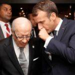 جمعية تدعو ماكرون لإطلاق اسم الرئيس الراحل على جامعة فرنسية بتونس