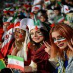 ايران تمنح النساء الضوء الأخضر لدخول الملاعب