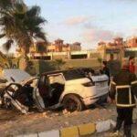 حادث مروّع لنجم المنتخب المصري