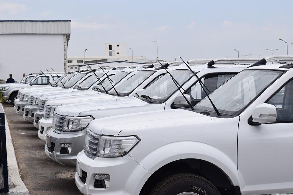 تصدير 67 سيارة تونسية إلى الكوت ديفوار
