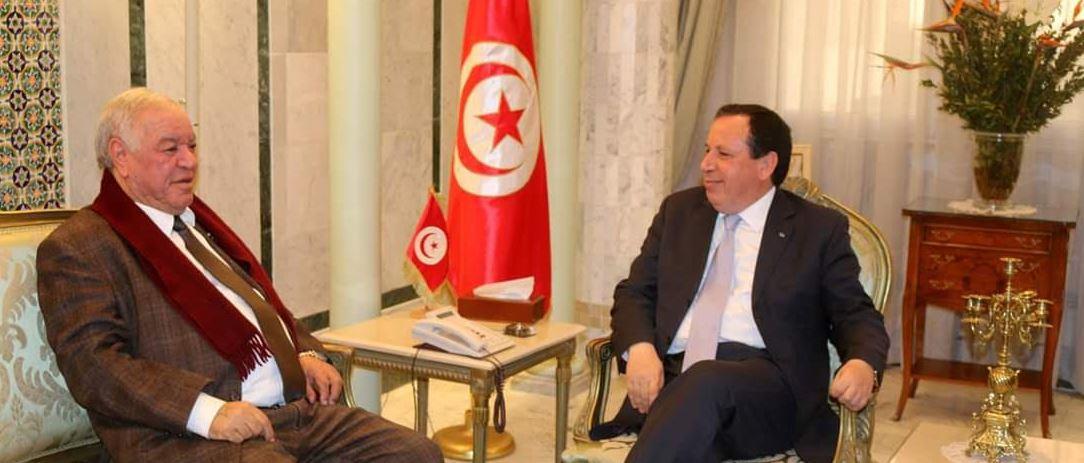 الرئيس بن صالح يُنهي مهام سفير الجزائر بتونس
