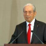 الناصر بدعو لعقد اجتماعي جديد لتكريس النهج الديمقراطي