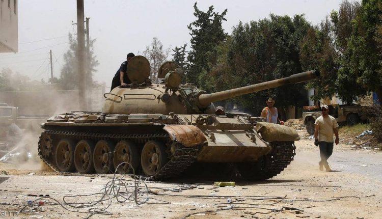 ليبيا: عودة القتال في طرابلس بعد هدنة عيد الاضحى