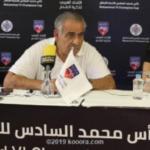 فوزي البنزرتي: نحترم كلّ الفرق وجاهزون للدفاع عن اللقب