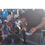 رابطة حقوق الانسان: إيواء مهاجرين ايفواريين بمبيتات في 3 ولايات