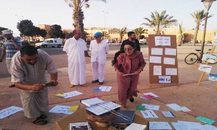المغرب: معطلون عن العمل يحرقون شهائدهم بالطريق العام