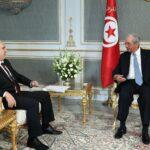 أيّاما قبل الحملة الانتخابية: لقاء بين محمد الناصر ونبيل بفون