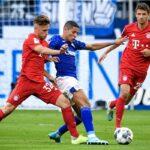 الشرطة الألمانية تحقّق في مباراة بايرن ميونيخ وشالك