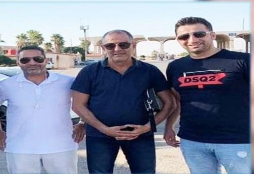 قيس اليعقوبي يطير إلى البطولة السورية